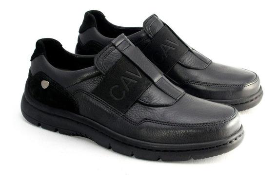 Zapatos Zapatillas Hombre Cavatini Super Comfort Cuero Vacuno