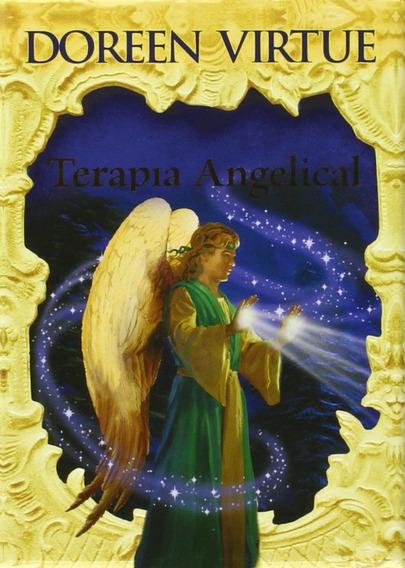 Terapia Angelical - Doreen Virtue - 44 Cartas + Manual