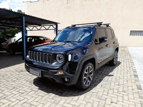 Jeep Renegade Longitude Diesel 4x4 2.0 At - 2019 Ú.dono