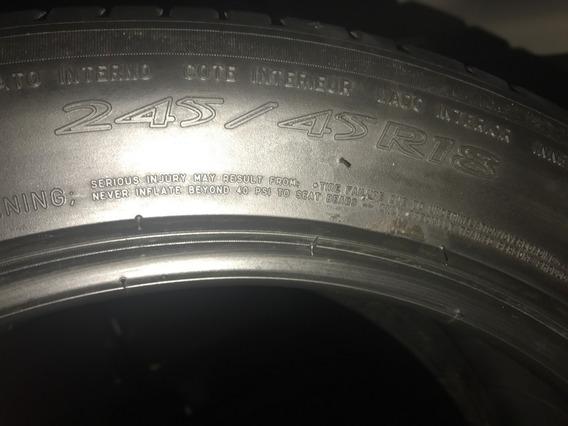 Pneu 245/45x18 Michelin Primacy 3