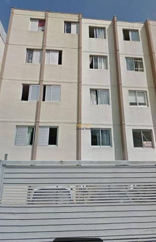 Imagem 1 de 16 de Apartamento Com 2 Dormitórios À Venda, 66 M² Por R$ 213.000,00 - Jardim Bom Clima - Guarulhos/sp - Ap0860