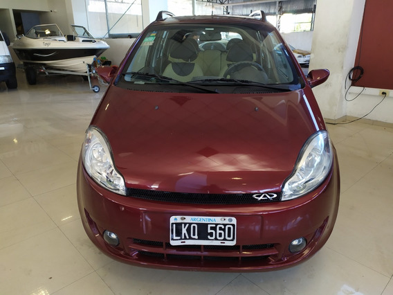 Chery Face 1.3 Nafta Año 2012 5 Ptas Color Bordo