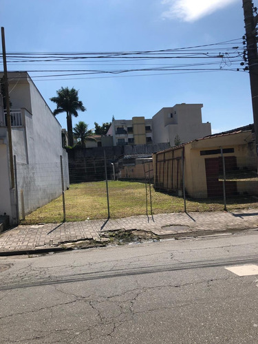 Imagem 1 de 2 de Terreno Para Aluguel, Jardim - Santo André/sp - 4806