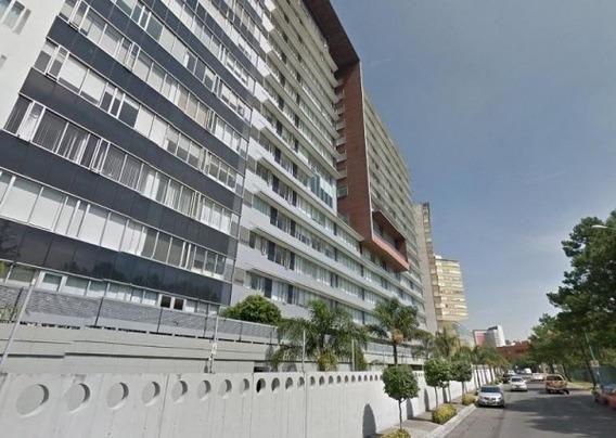 Renta Departamento A Un Paso De Patio Santa Fe En Avenida Javier Barros Sierra
