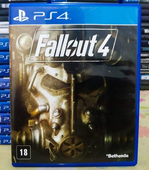 Fallout 4 Ps4 - Jogo Mídia Física Em Português Original