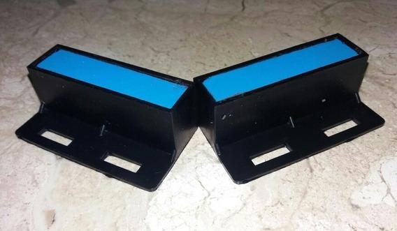 Par Imãs Portao Eletronico 6cm De Comp. E 2cm De Larg. Forte