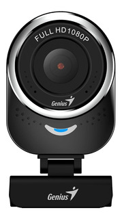 Webcam Genius Qcam 6000 Full Hd 1080p Microfono Usb