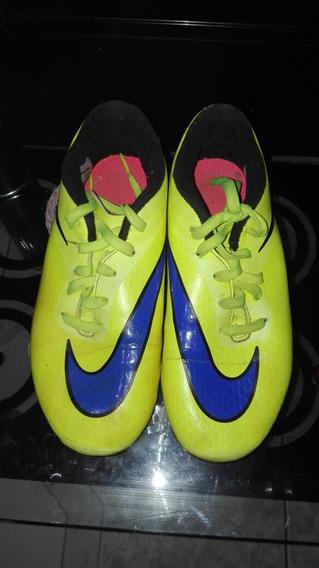 Guallos Nike Verdes Originales