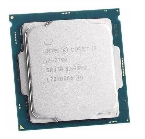 Processador Intel I7 7700 + Placa Mãe Gigabyte A-h110m-m.2