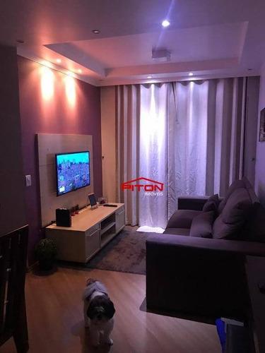 Imagem 1 de 19 de Apartamento Com 2 Dormitórios À Venda, 52 M² Por R$ 383.000,00 - Penha - São Paulo/sp - Ap2280