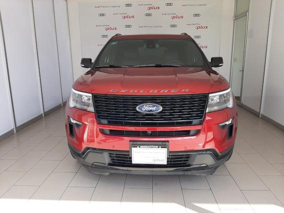 Ford Explorer Sport 4wd 2019 *25139