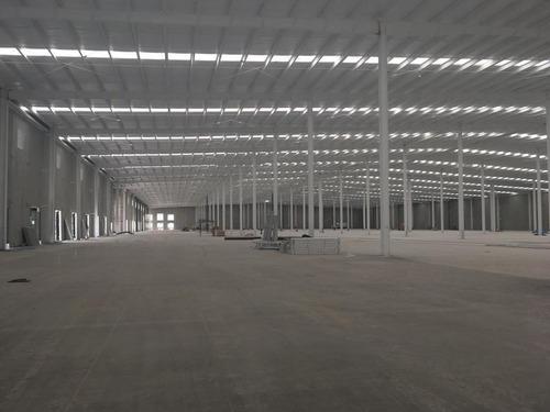 Nave Industrial En Renta - San Pedro Barrientos