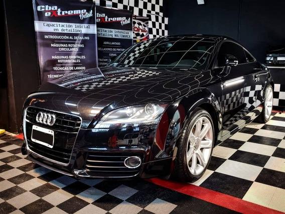 Audi Tt Coupe 2.0 Tfsi (211cv) Negra - 38 Mil Km !! Unica
