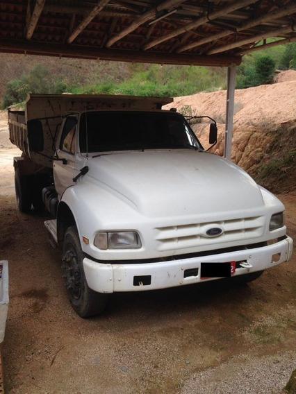 Ford 14000 Caçamba, Caminhão Trabalhando