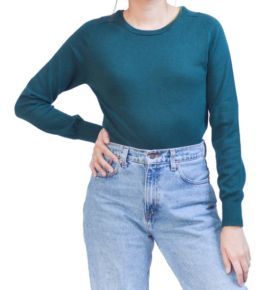 Sweater Verde Aeropostale