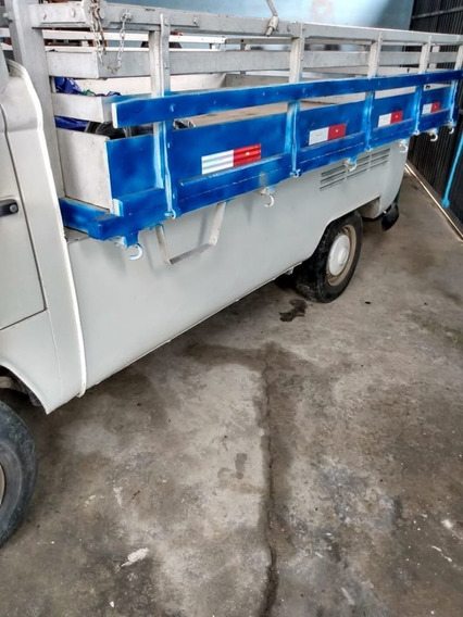 Kombi Carroceria 1988 Vendo Troco Caminhão Bau