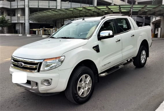 Ford Ranger 2016 Crew Cab (4 Puertas) T/m Version Limited