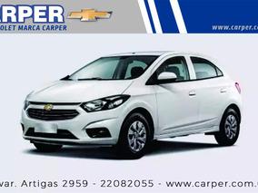 Chevrolet Nuevo Onix Lt 1.0 0 Km U$s 16.690.-100% Financiado