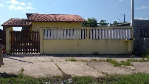 Imagem 1 de 14 de Casa Com Edícula Lado Praia Itanhaém