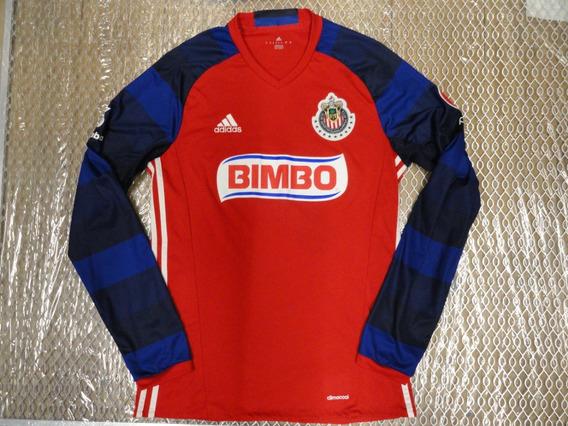 Jersey Playera Camiseta Chivas Guadalajara adidas Gala 2016