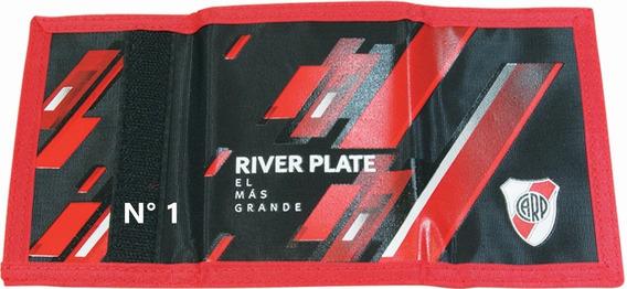 Billetera De River Plate Licencia Oficial