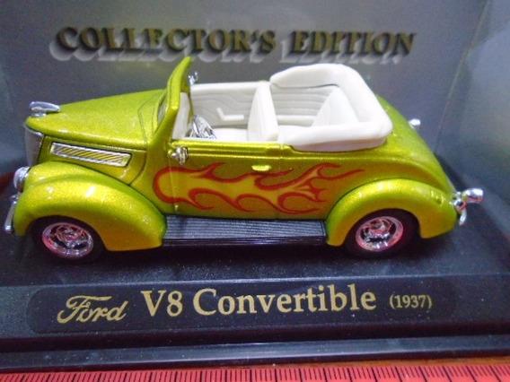 Road Legends 1/43 Ford V8 Convertible 1937 Customizado