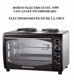 Horno Electrico 45lts Con Anafe Incorporado Outlet
