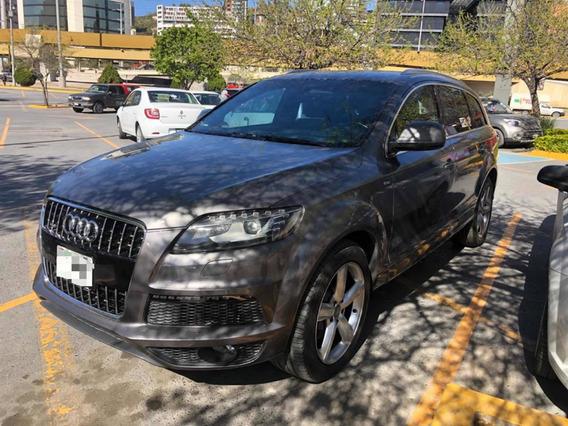 Audi Q7 Tdi V8 Blindada N4p