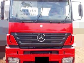 Mb Axor 3344 2010 Cav 6x4, 600.000km (+5% Pg Pelo Comprador)