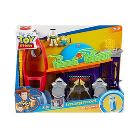 Novo Toy Story 4 Playset Imaginext Pizza Planet Mattel