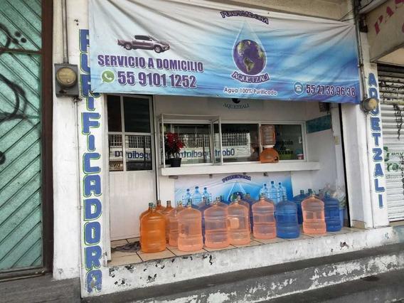 Planta Purificadora De Agua En Coacalco De Berriozabal