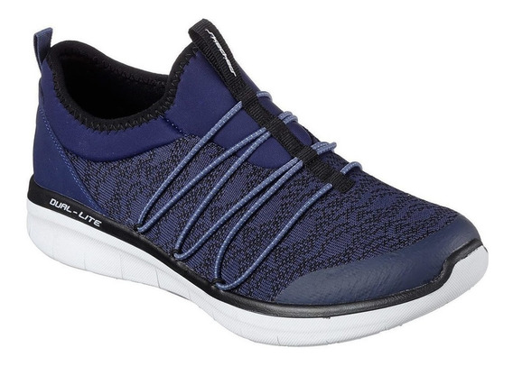 Zapatillas Skechers Synergy 2 Simply Chic Mujer Deportivas