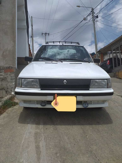 Renault R9 Tse Placa Colombiana