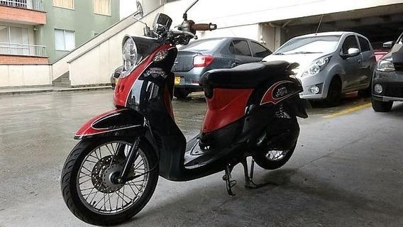 Se Vende Hermosa Yamaha Fino. Ganga!