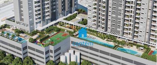 Imagem 1 de 30 de Ap2434 -condomínio Jardins Do Brasil Apartamento Com 3 Dormitórios À Venda, 91 M² Por R$ 840.930 - Centro - Osasco/sp - Ap2434