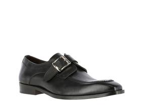 Zapato Hush Puppies Leather Renzo Negro