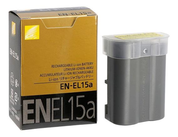 Bateria Para Nikon En-el15a D7200 D7100 D810 D7500 D7000