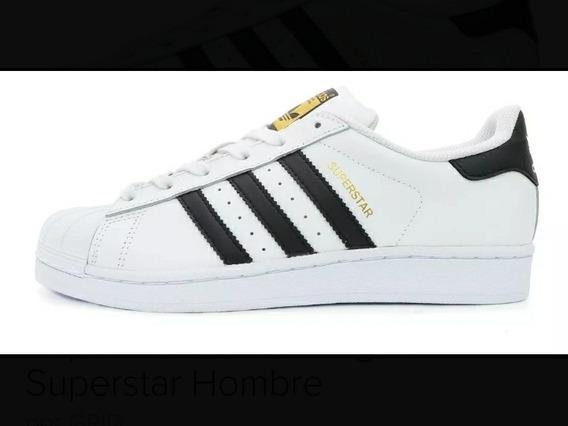 adidas Superstar Original Talle 38 + Caja Original