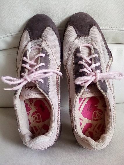 Zapatos Deportivos De Dama Talla 38