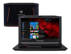 Notebook Gamer Acer Gtx 1060 I7-7700hq 16gb 2tb G3-572-75l9
