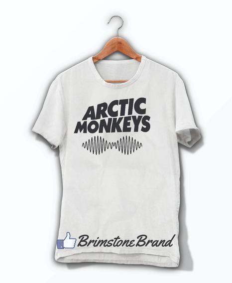 Playera Arctic Monkeys Am 2 Envio Gratis