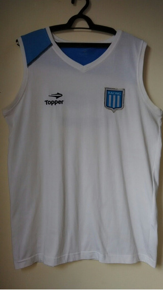 Camisa/regata Racing Club Argentina - Topper