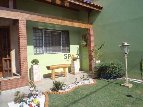 Imagem 1 de 25 de Casa Residencial À Venda, Centro, Ipeúna. - Ca0021