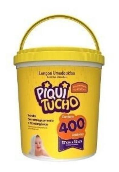 Feelclean Piquitucho Lenços Umedecidos C/400