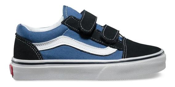 Tênis Vans Old Skool V Infantil Original I Star Point