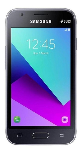 Samsung Galaxy J1 Mini Dual Sim 8 Gb Preto 1 Gb Ram
