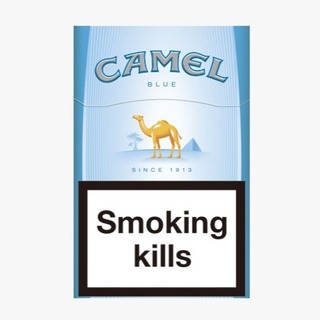 Camel Blue Cigarros Cigarrillos Importados