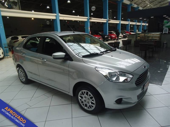 Ford Ka Sedan Se 1.5 4p Flex Manual