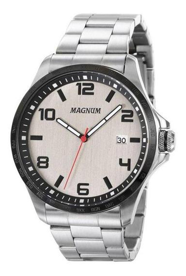 Relógio Masculino Magnum Ma34450w