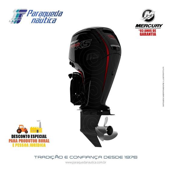 Motor De Popa Mercury 4 Tempos 115hp Elpt Efi Ct Pro Xs